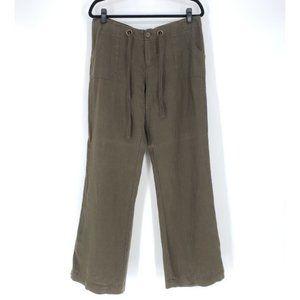 Sanctuary | Beachcomber 100% Linen Pants Size 29